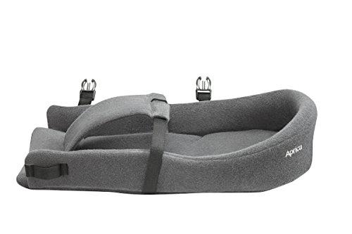 アップリカ 抱っこ紐 コランハグ 専用新生児シート グレーGR (柔らかいパイル地素材タイプ) 39436