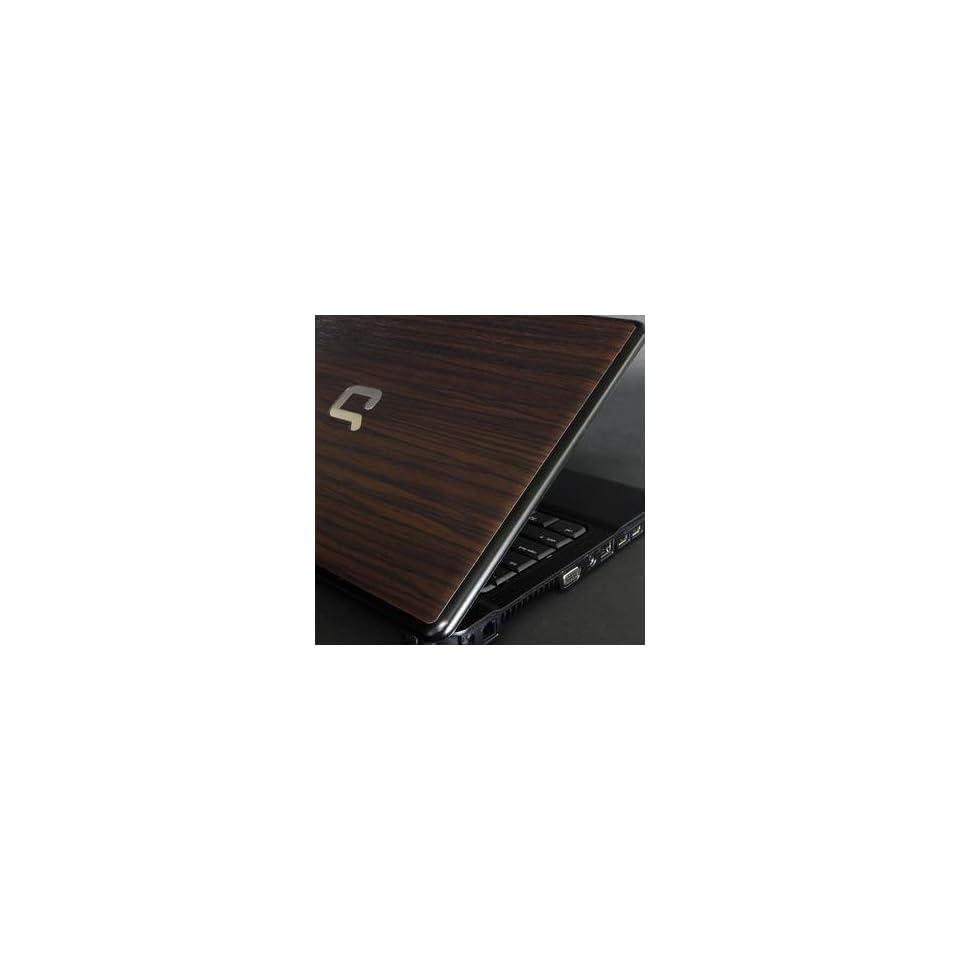 HP Compaq 510 Laptop Cover Skin [Walnut Wood]