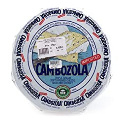 Cambozola Blue Cheese - 5 lb
