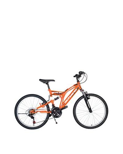 SCH Bicicleta Rider 26″ 18 V Shimano Rs 35 Naranja / Blanco