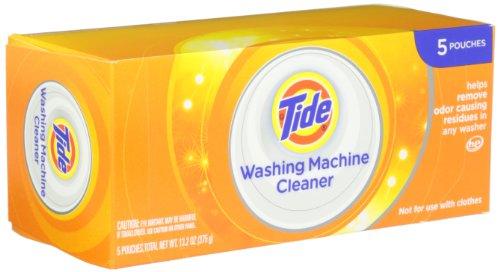 tide washing machine cleaner ingredients