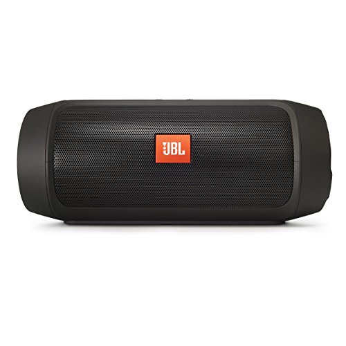 JBL Charge 2+ Splashproof Portable Bluetooth Speaker (Black)
