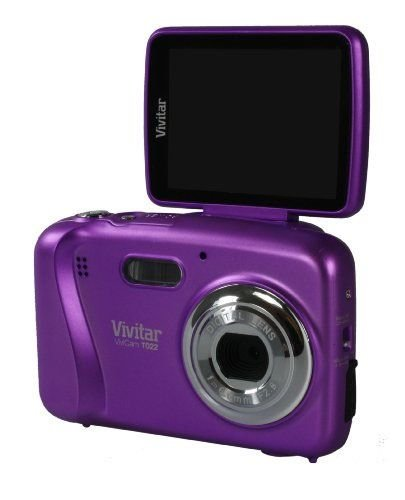 410cSSHsXmL Vivitar 12MP Digital Camera with 1.8 Inch Screen (VT022 PUR SP) Reviews