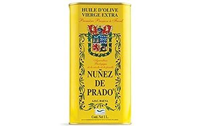 Nunez De Prado Organic Extra Virgin Olive Oil From Spain - 33.8 fl oz from Nunez de Prado