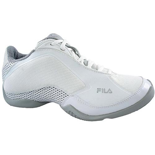Fila Tennis Shoes Flow Prossimo Womens White/Silver 7.0