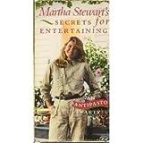 Martha Stewarts Antipasto Part (0517569825) by Stewart, Martha