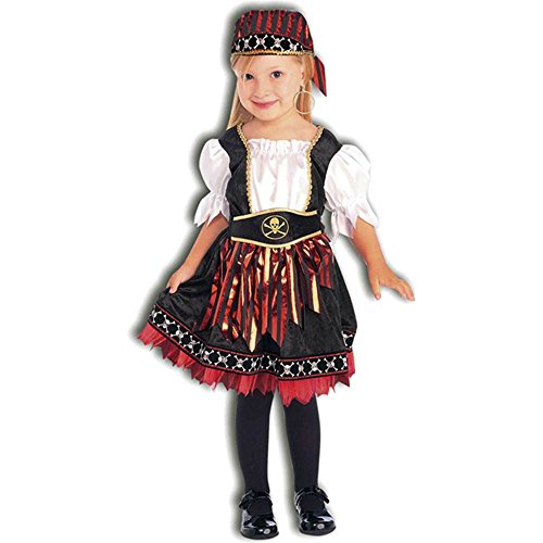 Lil Pirate Cutie Child Costume