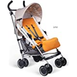 UPPAbaby G-Luxe Stroller, Ani/Orange (Discontinued by Manufacturer)