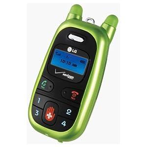 Amazon Com Lg Migo Vx1000 Mobile Child Phone With Battery