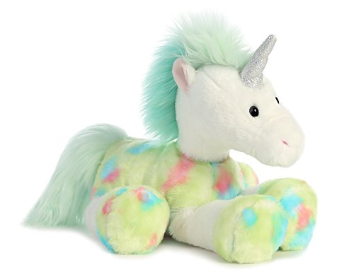 Aurora World Bright Fancies Taffy Unicorn Plush