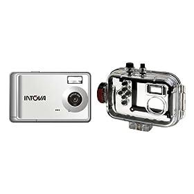 Intova CP9 Compact Waterproof Digital Camera