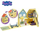 Peppa Pig Deluxe Playhouseby Character Options