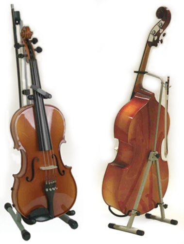 ingles adjustable cello and bass stand import it all. Black Bedroom Furniture Sets. Home Design Ideas