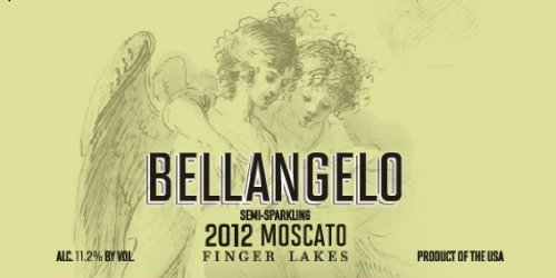 2012 Bellangelo Finger Lakes Moscato 750 Ml