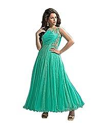 Surbhi Fashion-SDAF-17-Designer Semi Stitched Dress Material