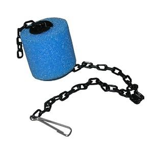 LASCO 04 1525 Toilet Flapper Chain With Foam Float Fits Kohler