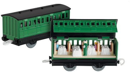 Thomas the Train: TrackMaster See Inside Passenger