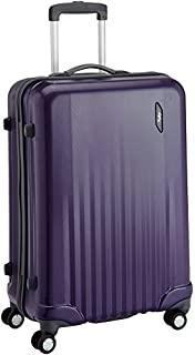 Skybags New York 72 Cm Spinner Trolley, Purple