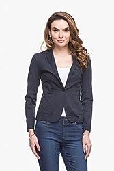 Womens Navy Jacket