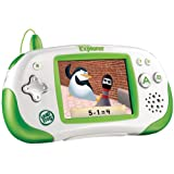 LeapFrog Leapster Explorer Gaming System (Green)by Leapfrog