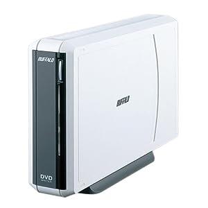 【クリックでお店のこの商品のページへ】BUFFALO DVD-RAM/±R(1層/2層)/±RW対応 USB2.0用 外付けDVDドライブ DVSM-XE20U2/B: パソコン・周辺機器