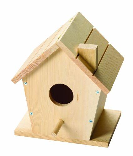 Red Tool Box Birdhouse