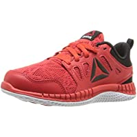 Reebok Zprint 3D-K Track Shoes (Riot Red/Black/White)