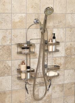 Expandable Shower Caddy