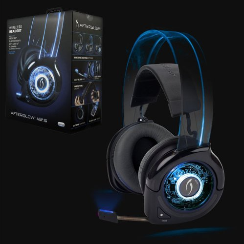 Wireless Headset Afterglow Agx.1S [Video Game]