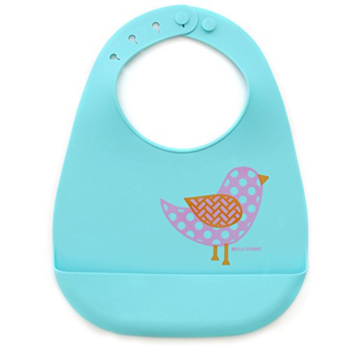 Bella Tunno Little Miss Chick Silicone Wonder Bib