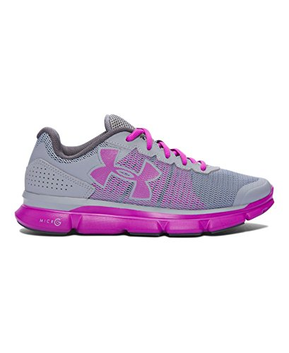 Under Armour Women's UA Micro G Speed Swift Running Shoes 9.5 Steel
