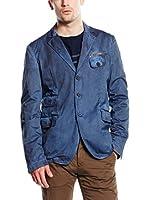 DonDup Americana Hombre (Azul)