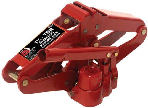 Hydraulic Scissor Car Jack : Discount torin t hydraulic scissor jack with case