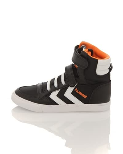 Hummel Hummel Slim.Stadil Poly Junior Alta Sneaker