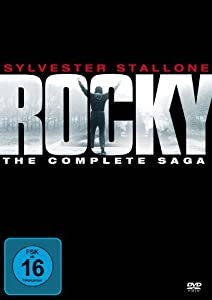 Rocky - The Complete Saga (6 DVDs)