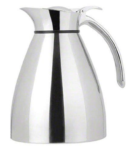 Update International (PM-100) 33 oz Premium Stainless Steel Lined Carafe (Iphone Kettle compare prices)
