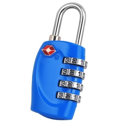 trixes-4-dial-tsa-combination-padlock-for-luggage-suitcases-and-travel-bright-blue