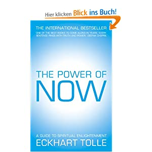Power Of Now A Guide To Spiritual Enlightenment Amazon