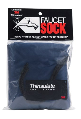 Faucet Sock Faucet Cover Small Size (DESIGN 1, 1) (Water Hose Cover compare prices)