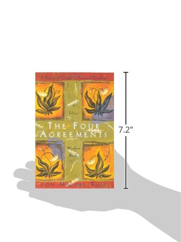 Free Pdf The Four Agreements: A Practical Guide to Personal Freedom (A Toltec Wisdom Book) by Brand: Amber-Allen Publishing