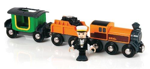 Brio Steam Train front-62823