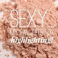 Younique Moodstruck Minerals Pigment Shimmer Sexy