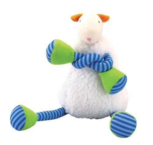 Wonderworld Twistable Stuffed Animal Flexi Lamb