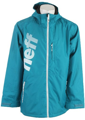 neff Men's Daily Jacket, Teal, Large