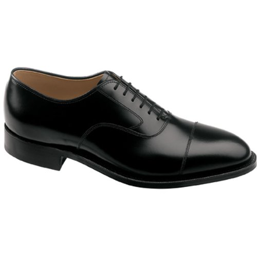 Johnston & Murphy Men's Melton Oxford,Black,11 D Picture