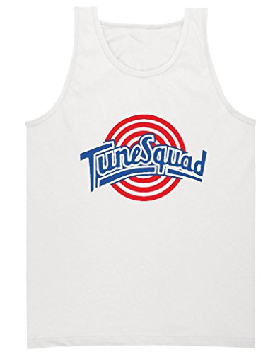 Space Jam Tune Squad White