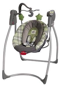 Graco Comfy Cove LX Infant Swing