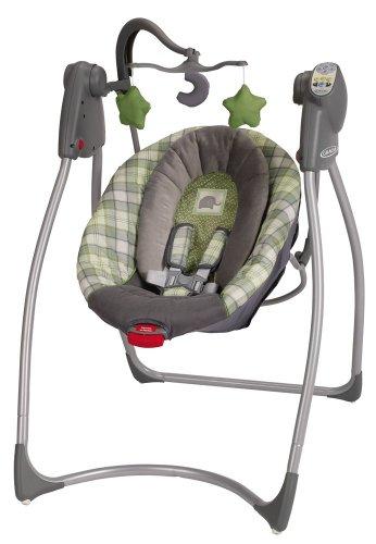 Graco Comfy Cove LX Infant Swing, Roman