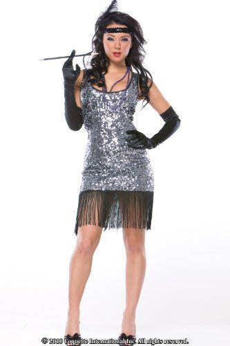 20s Sexy Flapper Adult Costume