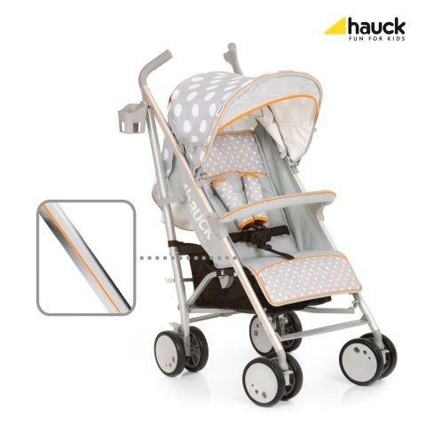preisvergleich und test hauck buggy torro design dots grey. Black Bedroom Furniture Sets. Home Design Ideas